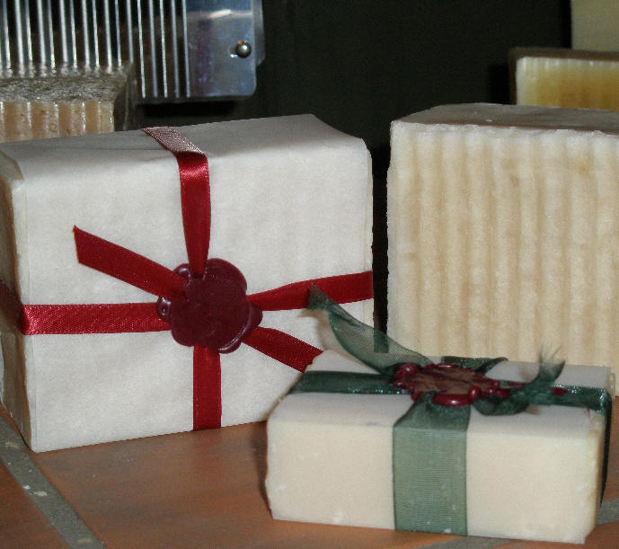 Gifts of Soap